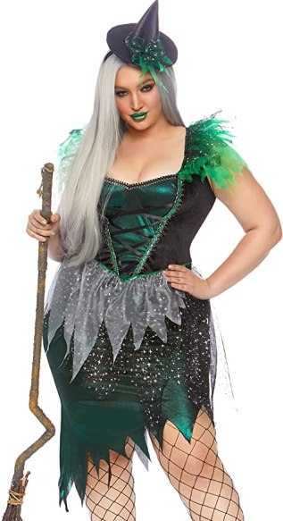 Leg Avenue Women's Wicked Witch Costume
