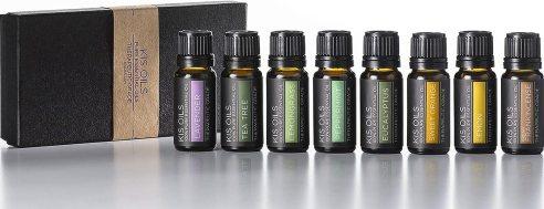 Kis Oil's Essential Oils