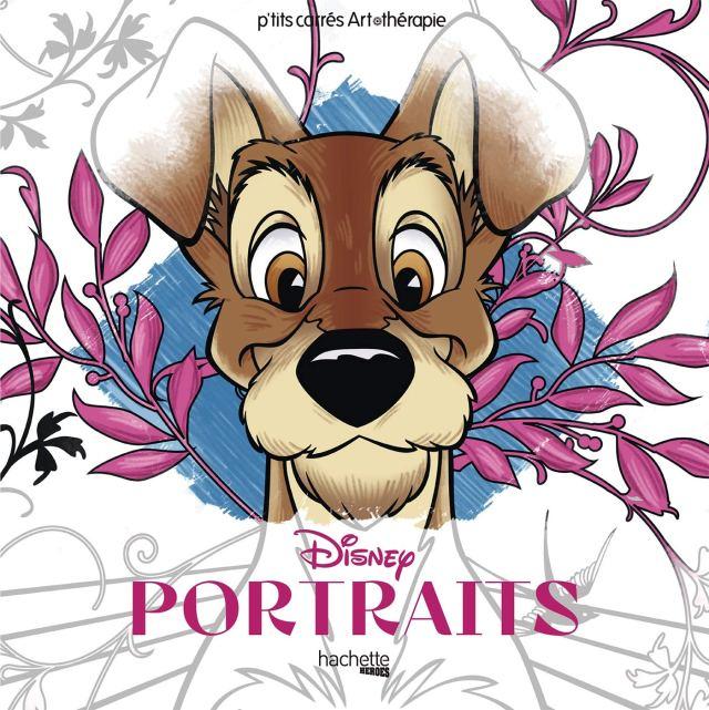 Carrés Art-thérapie Portraits Disney: Amazon.co.uk: Disney