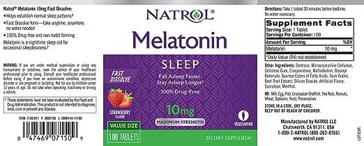 Melatonin vs Diphenhydramine: What Works Better Against