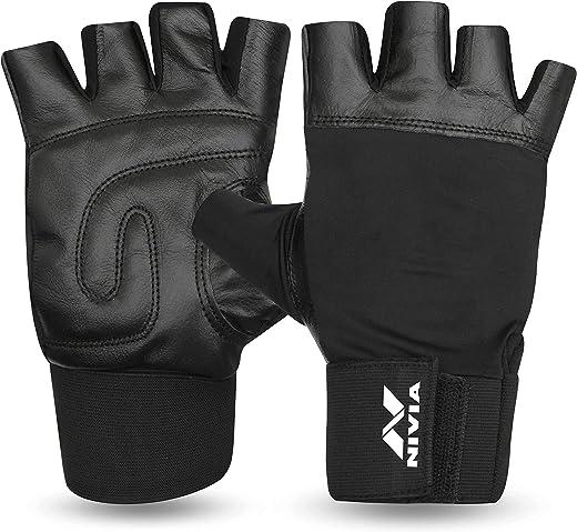 Nivia Gym Gloves with Wrist