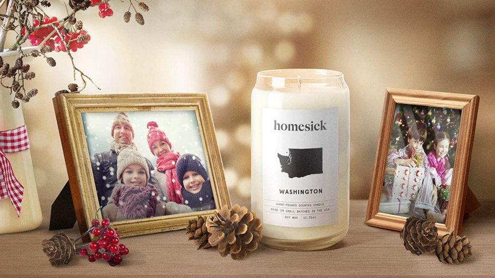 Homesick candle gifts
