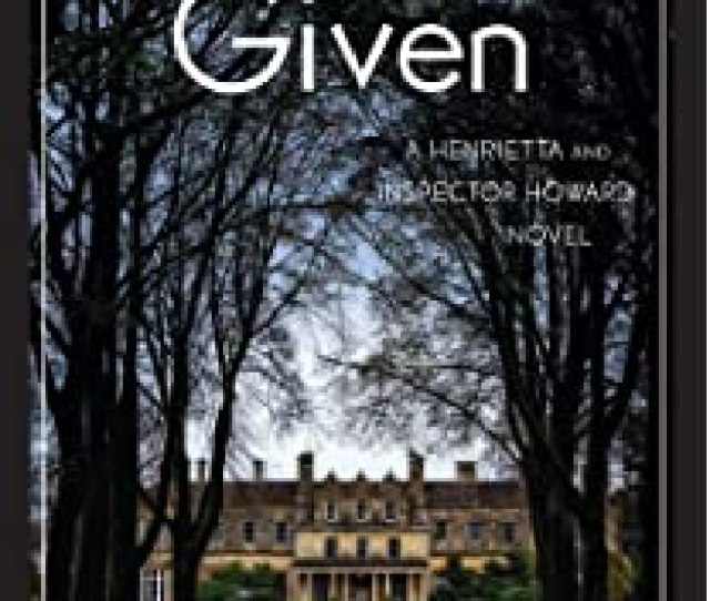 A Promise Given A Henrietta And Inspector Howard Novel