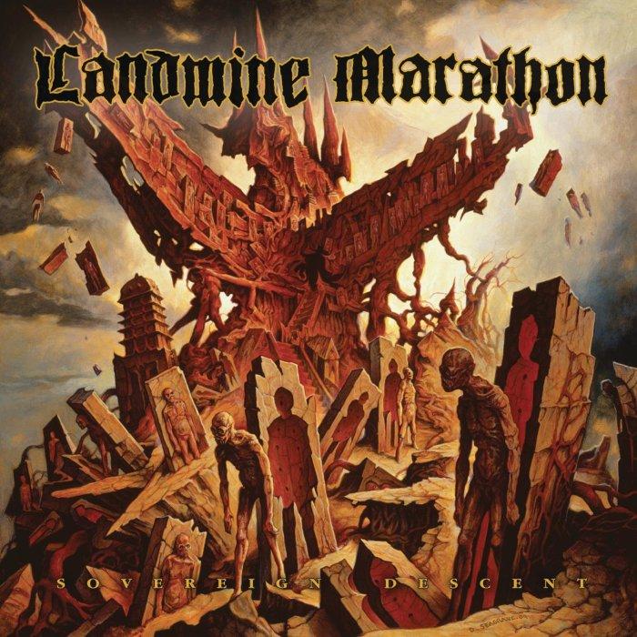 Image result for LANDMINE MARATHON - SOVEREIGN DESCENT