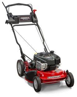 best self-propelled mulching lawn mower - Snapper