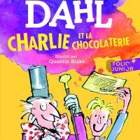 Charlie et la chocolaterie : Roald Dahl