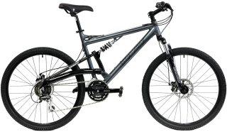 Gravity FSX 1.0 Dual- Suspension Mountain Bike