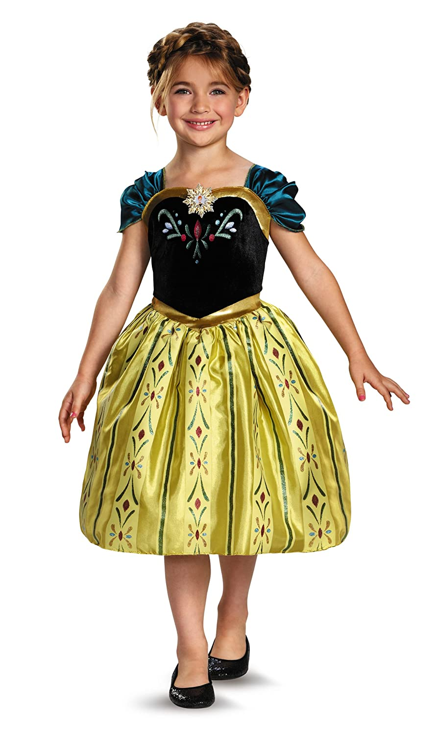 Disney's Frozen Anna Gown