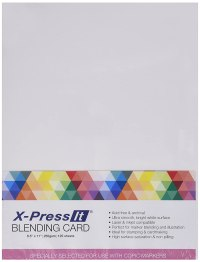 Copic Marker XPBC 8-1/2-Inch by 11-Inch Express Blending Card