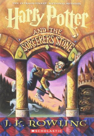 5 Favorite Children's Books of all Time   Harry Potter and the Sorcerer's Stone