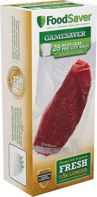 Best vacuum sealer bags for Foodsaver fm2100