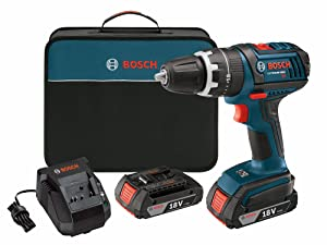 Bosch HDS181-02 Compact Tough Hammer Drill