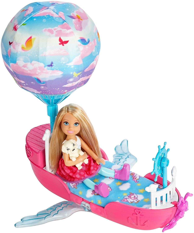 Barbie Chelsea Dreamtopia Vehicle Playset