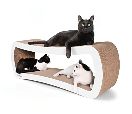 PetFusion-Jumbo-Cat-Scratcher-Lounge-Review
