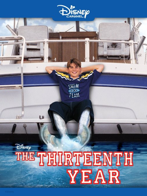 "Poster Image of the Disney's ""The Thirteenth Year"""