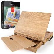 Arteza wood desktop easal
