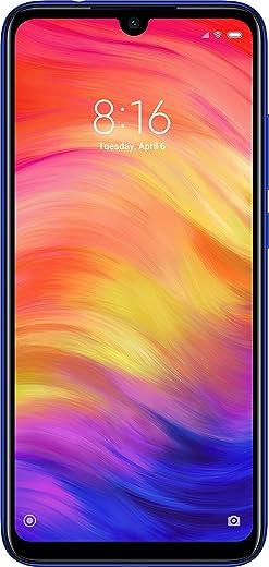 Note 7 Pro (Neptune Blue, 64GB, 4GB RAM)
