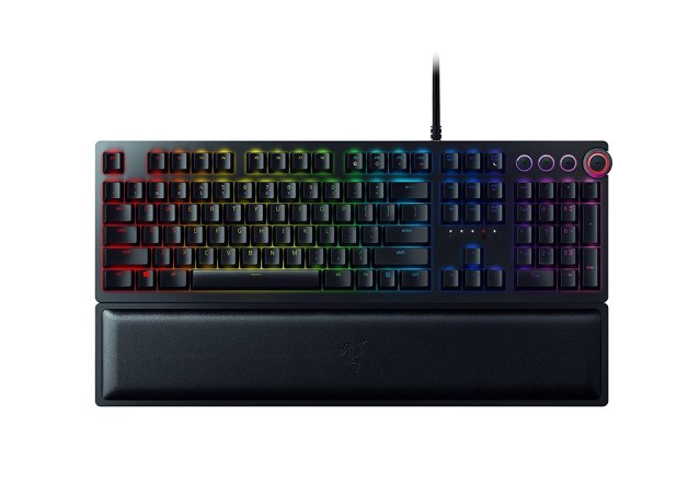 Razer Huntsman EliteMechanical Keyboard Black Friday Deals 2019