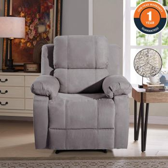 Massage Recliner Chair Heated Ergonomic Lounge