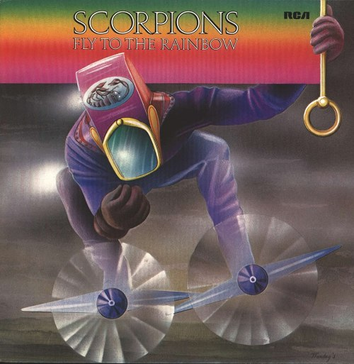 Fly to The Rainbow : Scorpions: Amazon.fr: Musique
