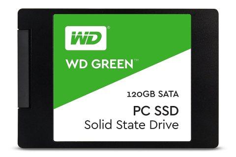 WD SSD 2.5インチ 120GB WD Green SATA3.0 6G WDS120G1G0A