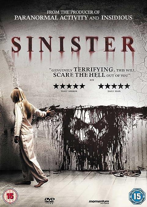 Amazon.com: Sinister [DVD]: Movies & TV