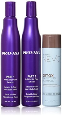 Pravana Hair Color Extractor 3combo Set