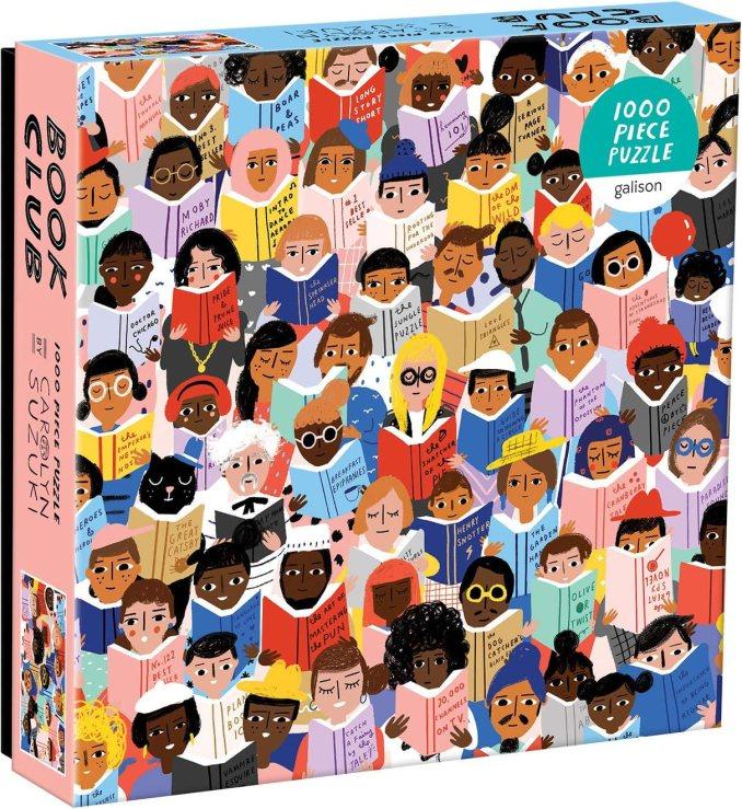Book Club Puzzle
