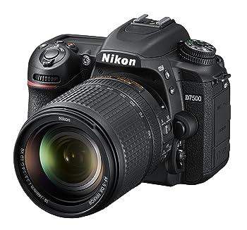 Nikon D7500 24.9MP Digital SLR Camera