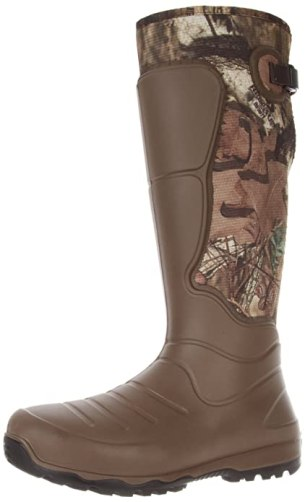"LaCrosse Men's AeroHead 18"" 3.5mm Hunting Boot,Mossy Oak Break-Up Infinity,8 M US"