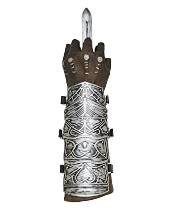 com spirit halloween altair gauntlet with hidden blade