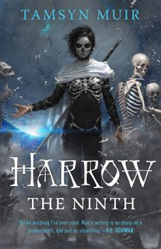 Amazon.com: Harrow the Ninth (The Locked Tomb Trilogy, 2) (9781250313225): Muir, Tamsyn: Books