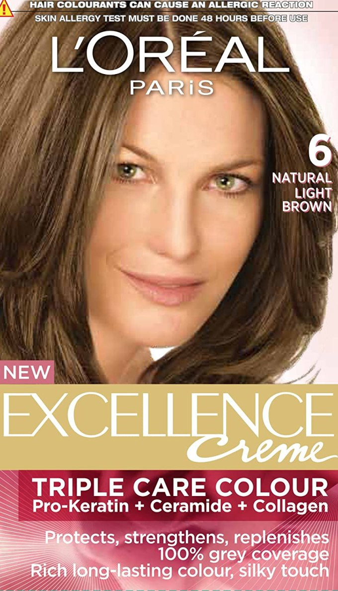 Loreal Excellence Hair Color Chart Canada Hairsjdi