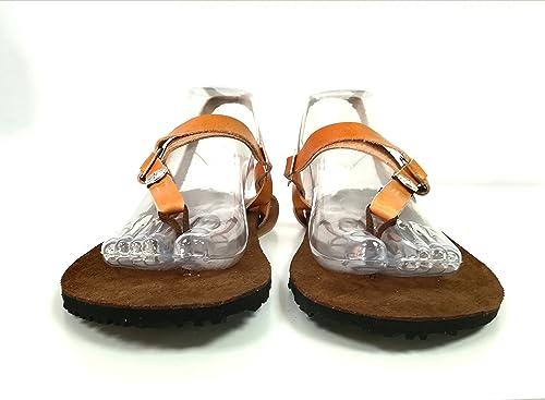Huaraches, suela 5mm vibram modelo Dunas, suelo de cuero , tiras de cuero , hebilla y botón con baño de plata, hipoalergénico