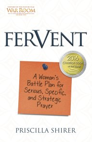 Image result for fervent by priscilla shirer