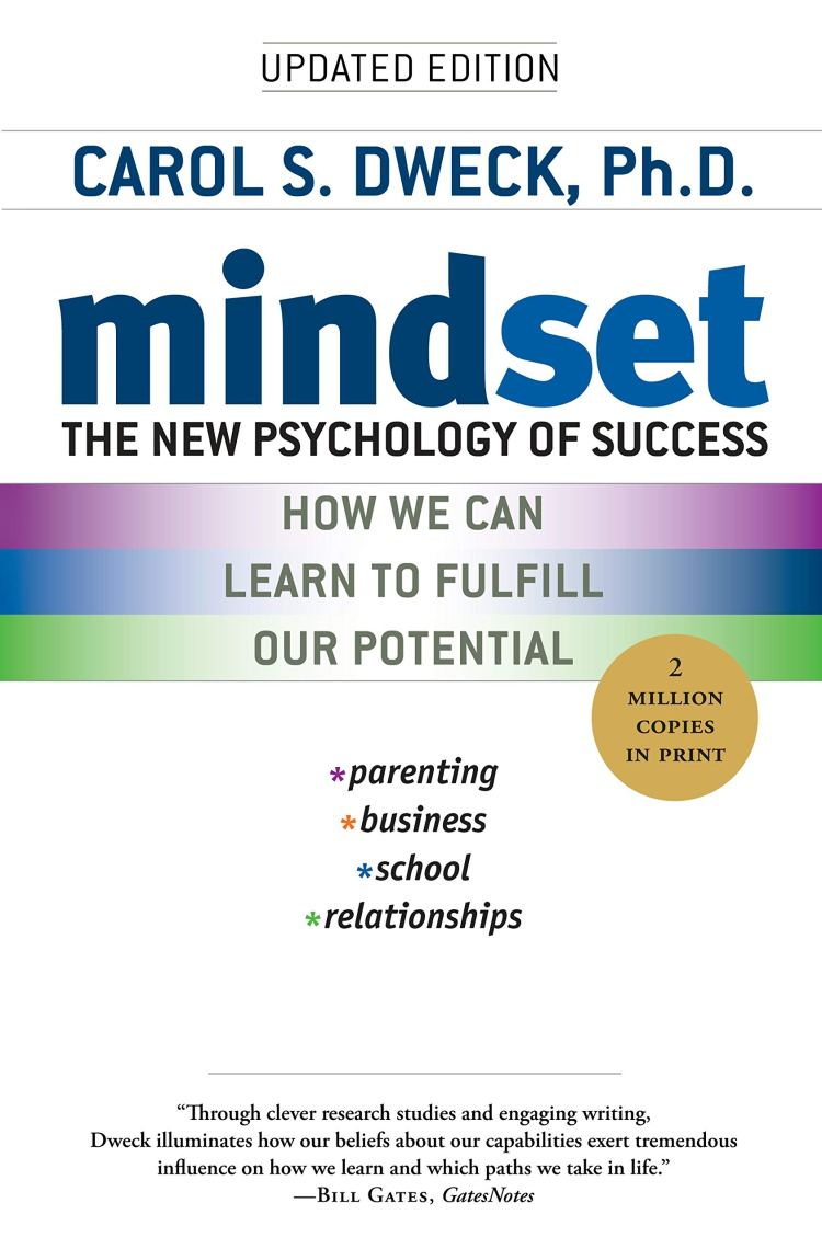 Mindset: The New Psychology of Success: Dweck, Carol S ...