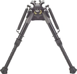 TipTop® Rifle Bipod Notched Legs EZ Pivot