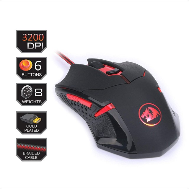 Redragon mouse gaming