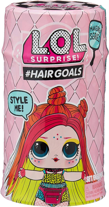 L O L Surprise Hairgoals Makeover Series 2 With 15 Surprises Dolls Amazon Canada