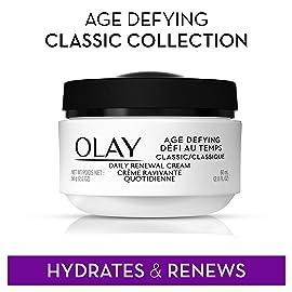 Olay Age-Defying Classic Daily Renewal Moisturizer Cream