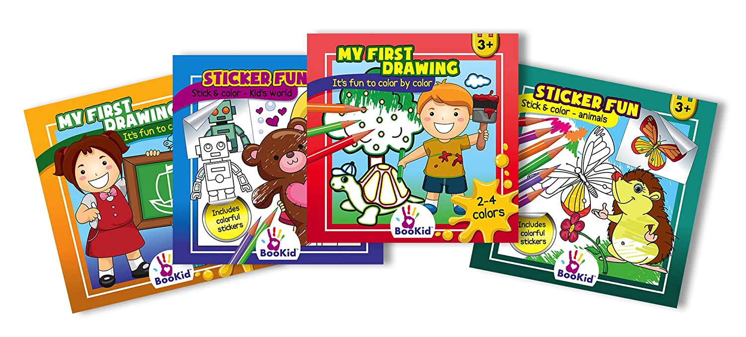 Travel Children's Activity books