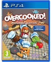Overcooked Gourmet Edition (CUSA05399) PS4 4.05
