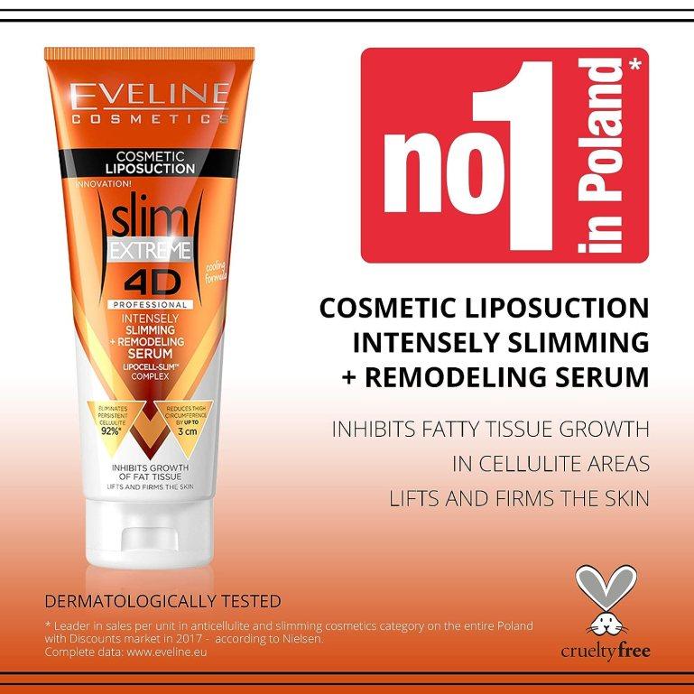 Eveline Slim Extreme 4D Liposuction Body Serum