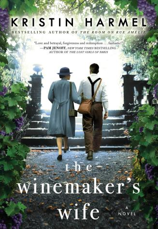 The Winemaker's Wife: Harmel, Kristin: 9781982129880: Books ...