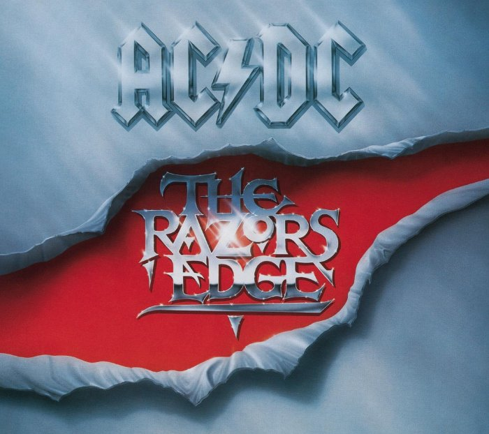 Image result for AC/DC – The Razors Edge