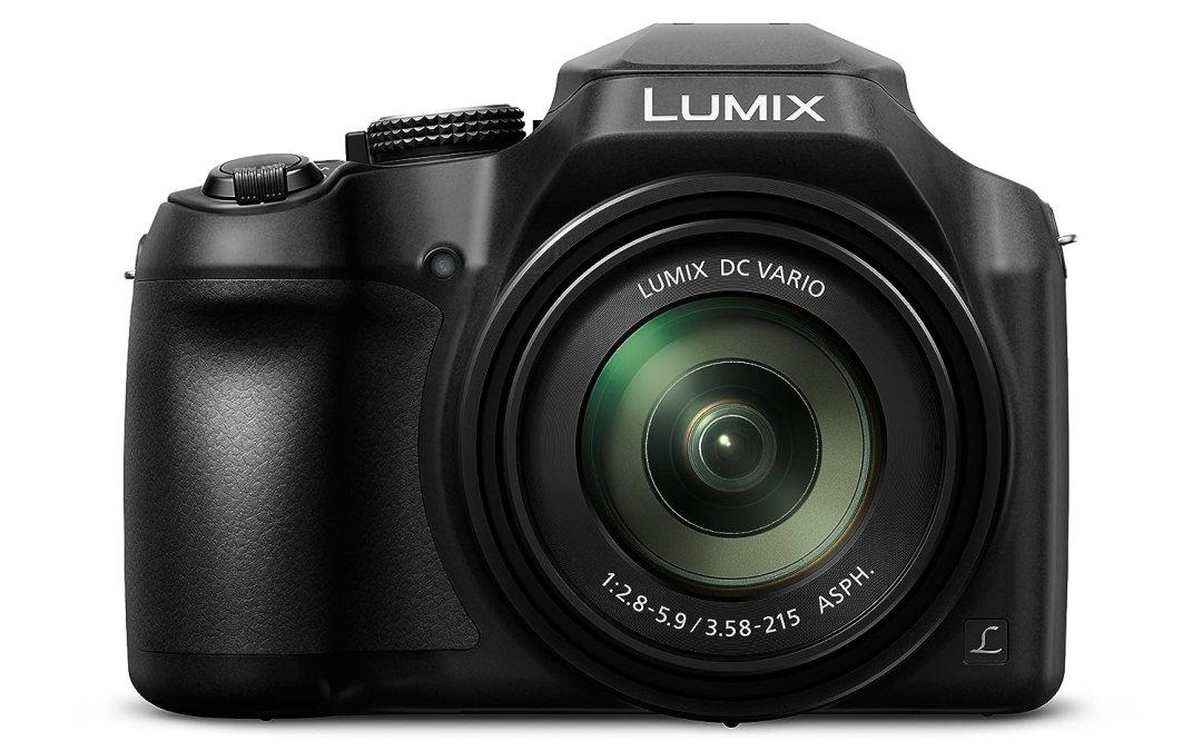 Panasonic Lumix DC FZ82 Appareils Photo Numériques (18 Megapixel, 20mm Grand angle, 60x opt. Zoom, enregistrement vidéo 4K30p, AF à contraste hybride)