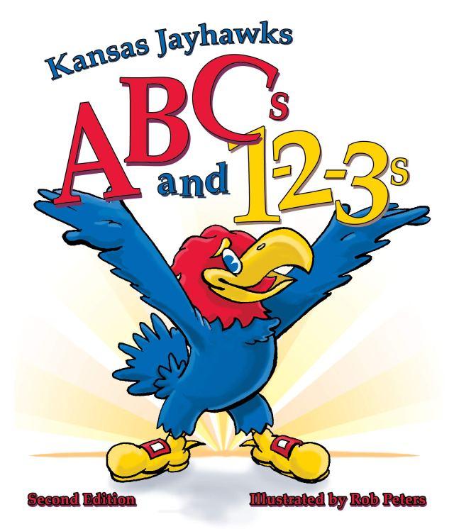 Amazon.com: Kansas Jayhawks ABCs and 244-24-24s Second Edition