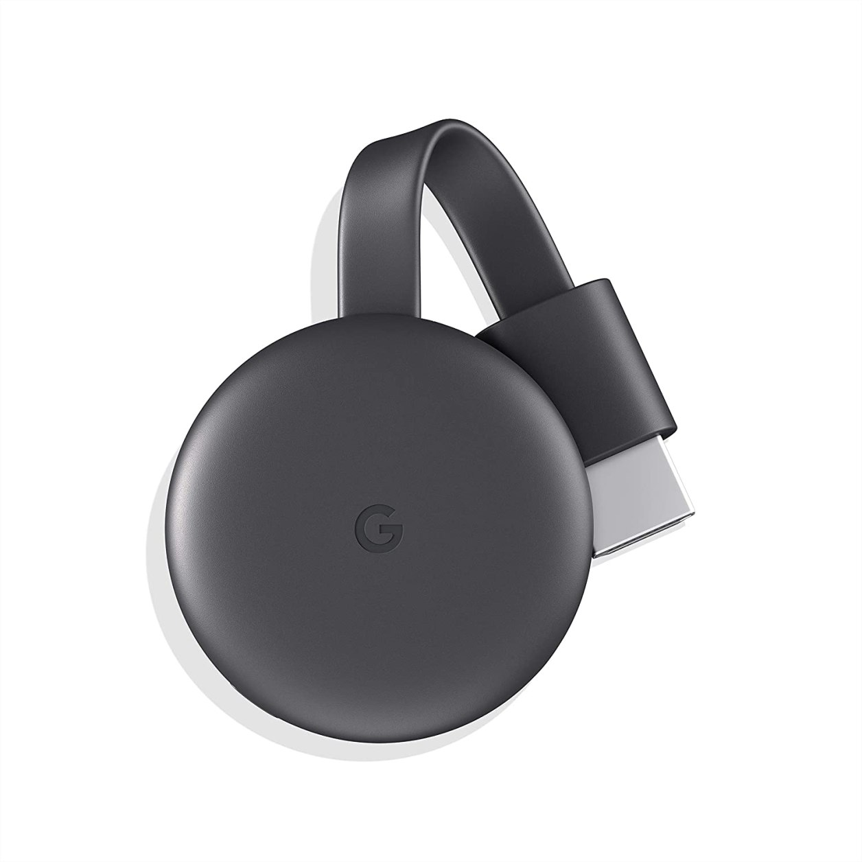Amazon.co.jp: Google Chromecast 正規品 第三世代 2K対応 チャコール GA00439-JP: パソコン・周辺機器