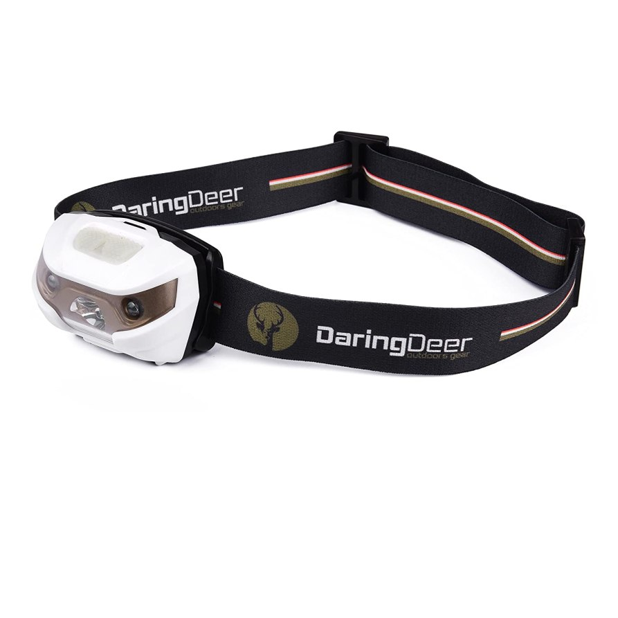 DaringDeer LED Stirnlampe