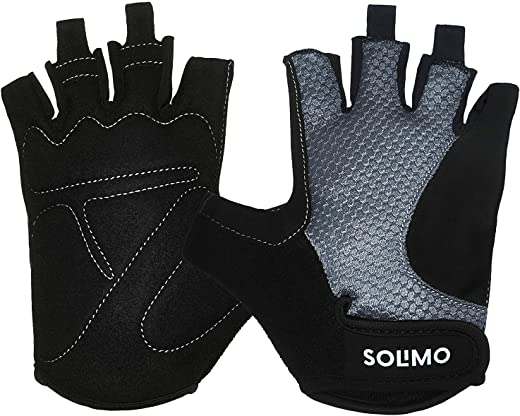 Amazon Brand - Solimo Gym Gloves